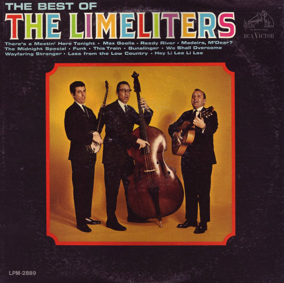 The Limeliters - The Best Of The Limeliters