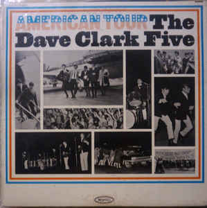 The Dave Clark Five - American Tour