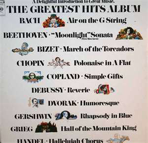 Various - The Greatest Hits Album