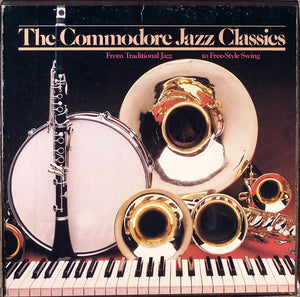 Various Artists - The Commodore Jazz Classics