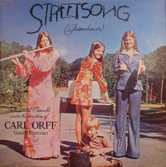 Carl Orff - Street Song