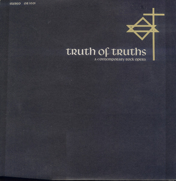 Various - Truth Of Truths