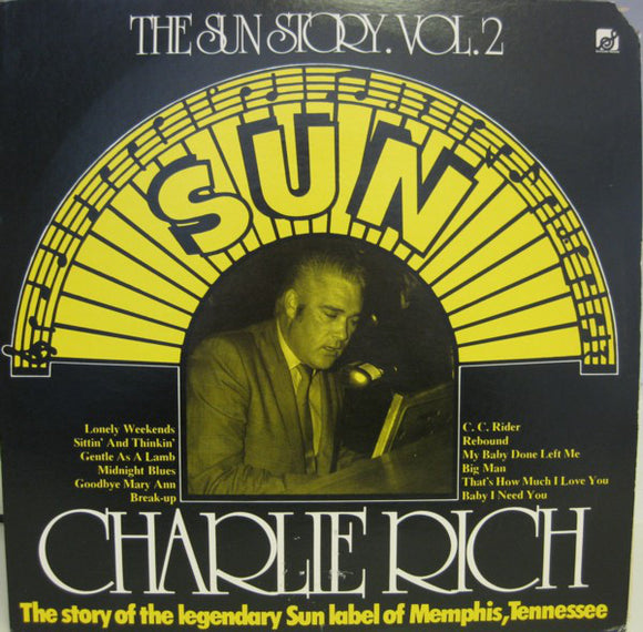 Charlie Rich - The Sun Story Vol.2
