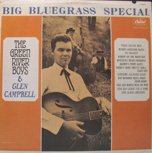 The Green River Boys - Big Bluegrass Special