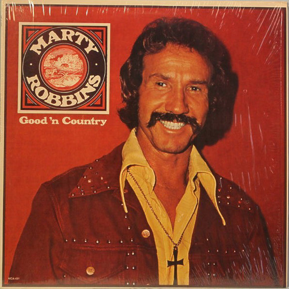 Marty Robbins - Good 'N Country