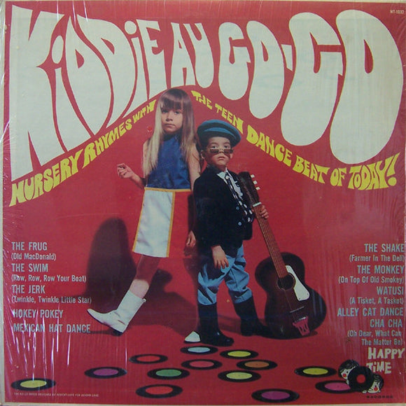 The Mod Moppets - Kiddie Au Go-Go