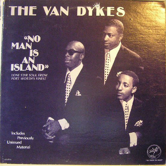 The Van Dykes - No Man Is An Island