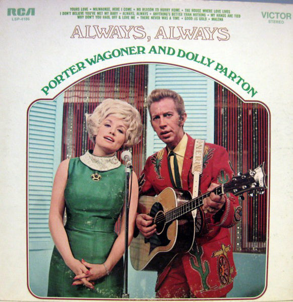 Porter Wagner and Dolly Parton - Always, Always