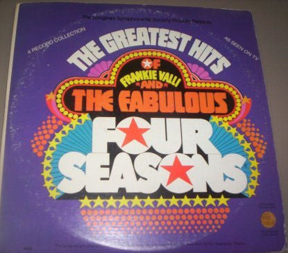 The Four Seasons - The Greatest Hits Of Frankie Valli And The Fabulous Four Seasons
