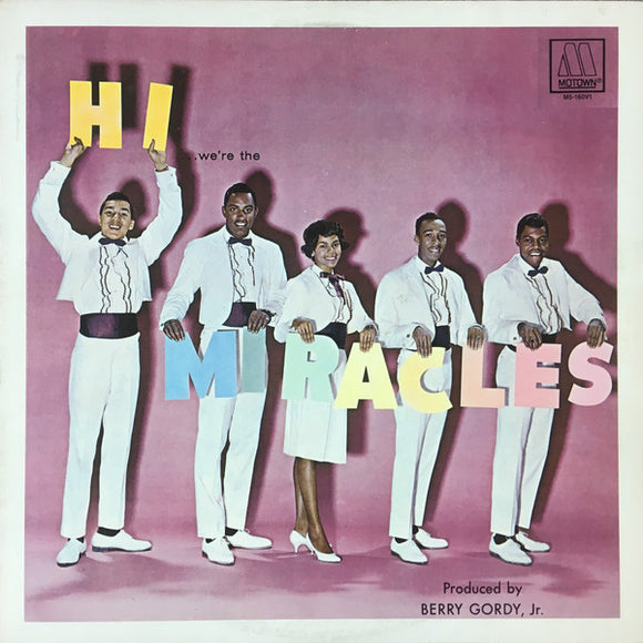 The Miracles - Hi... We're The Miracles