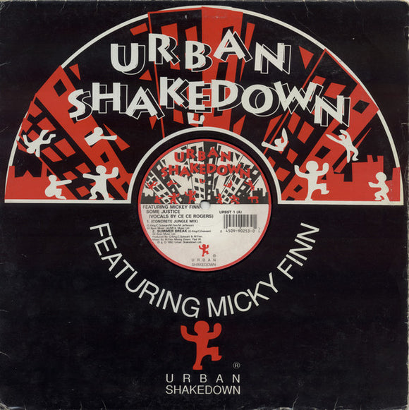 Urban Shakedown - Some Justice