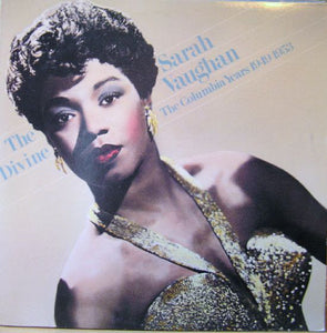 Sarah Vaughan - The Divine Sarah Vaughan (The Columbia Years 1949 - 1953)