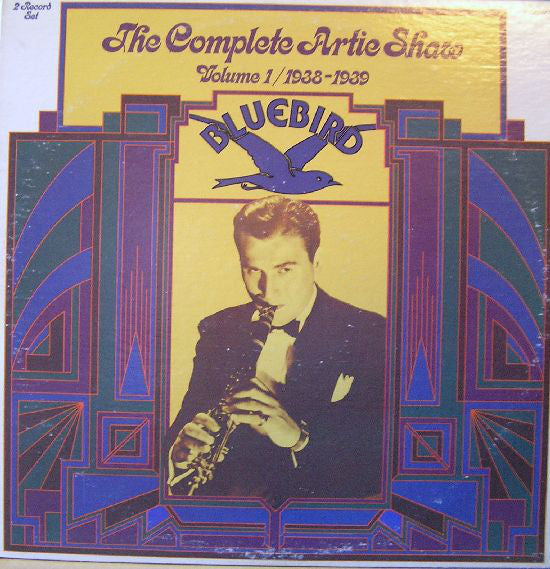 Artie Shaw - The Complete Artie Shaw, Vol. I 1938-1939