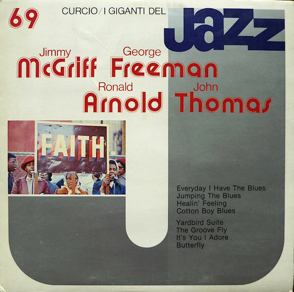 Jimmy McGriff - I Giganti Del Jazz Vol. 69