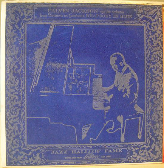 Calvin Jackson Quartet - Jazz Variations On Gershwin's Rhapsody In Blue