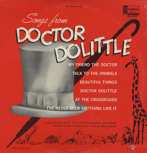 Camarata - Songs From Dr. Doolittle