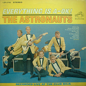 The Astronauts - Everything Is A-Ok!