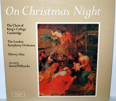 The King's College Choir - On Christmas Night