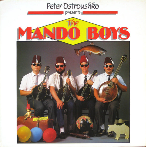 Peter Ostroushko - The Mando Boys