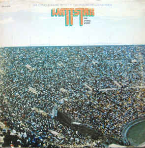 Various Artists - Wattstax: The Living Word