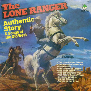 Nashville Country Singers - The Lone Ranger