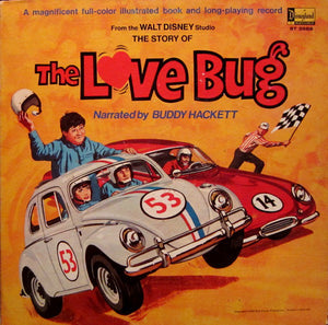 Buddy Hackett - The Love Bug