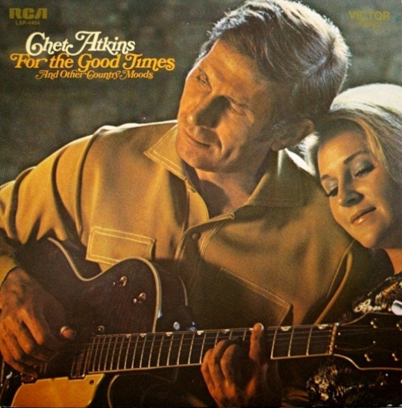 Chet Atkins - For The Good Times