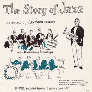 Langston Hughes - The Story Of Jazz