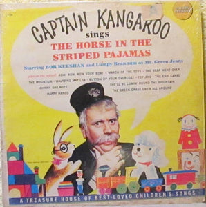 Captain Kangaroo - The Horse in the Striped Pajamas