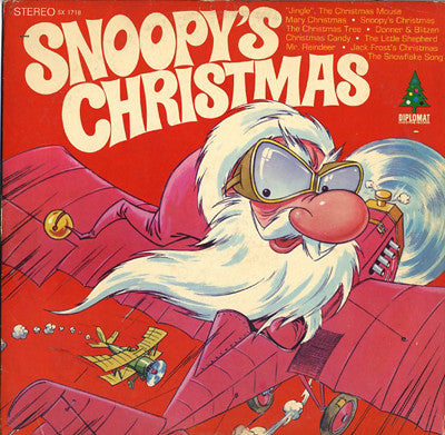 No Artist - Snoopy's Christmas