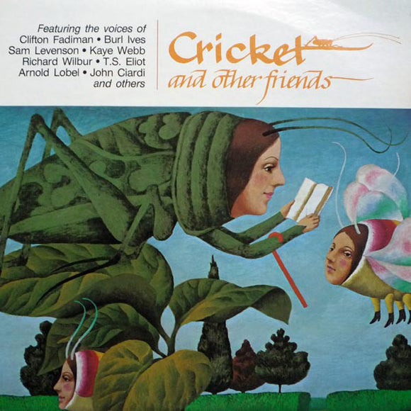 Various - Cricket And Other Friends