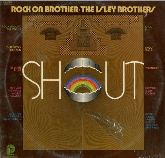 The Isley Brothers - Rock On Brother