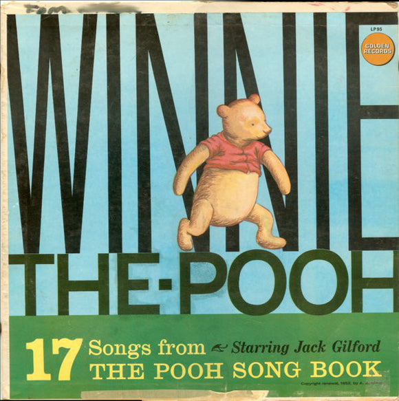 Various - Winnie-The-Pooh: 17 Songs From The Pooh Song Book