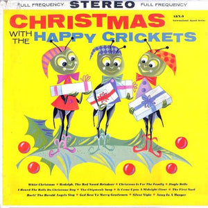The Happy Crickets - Christmas With The Happy Crickets
