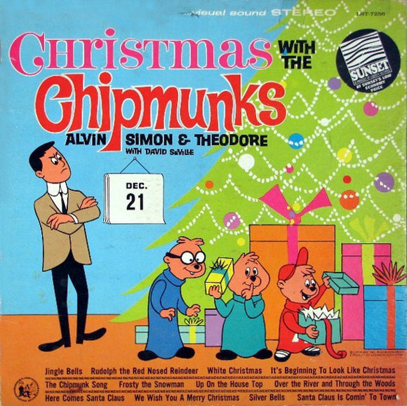 Alvin, Simon And Theodore - Christmas With The Chipmunks