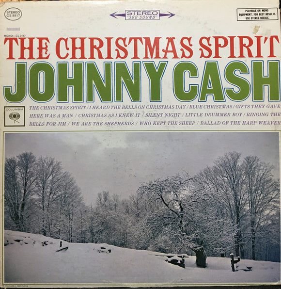 Johnny Cash - The Christmas Spirit
