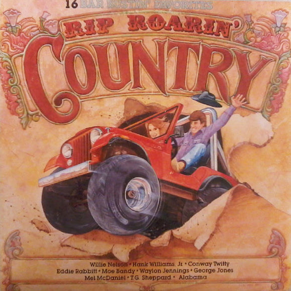 Various - Rip Roarin' Country