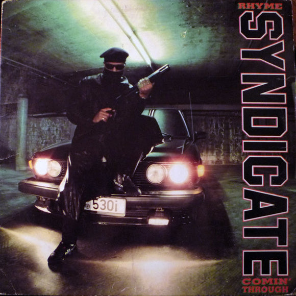 Various Artists - Rhyme Syndicate Comin' Through
