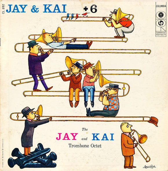 J.J. Johnson - Trombone Octet