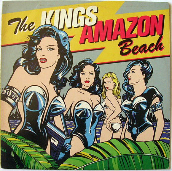 The Kings - Amazon Beach