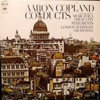 Aaron Copland - Conducts