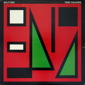 Split Enz - True Colors