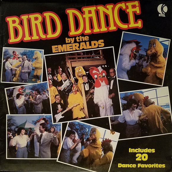 The Emeralds - Bird Dance
