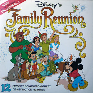 Various - Disney's Family Reunion