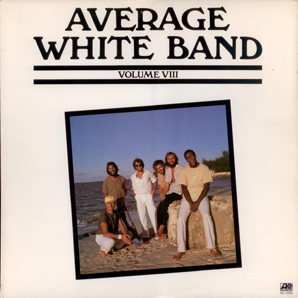 Average White Band - Volume VIII