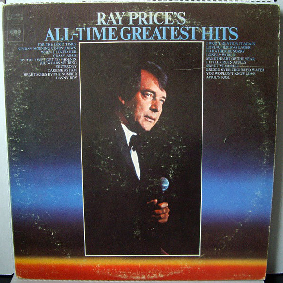 Ray Price - All Time Greatest Hits