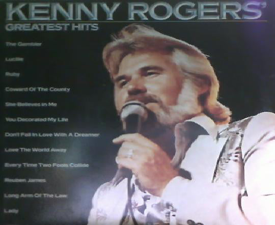 Kenny Rogers - Greatest Hits