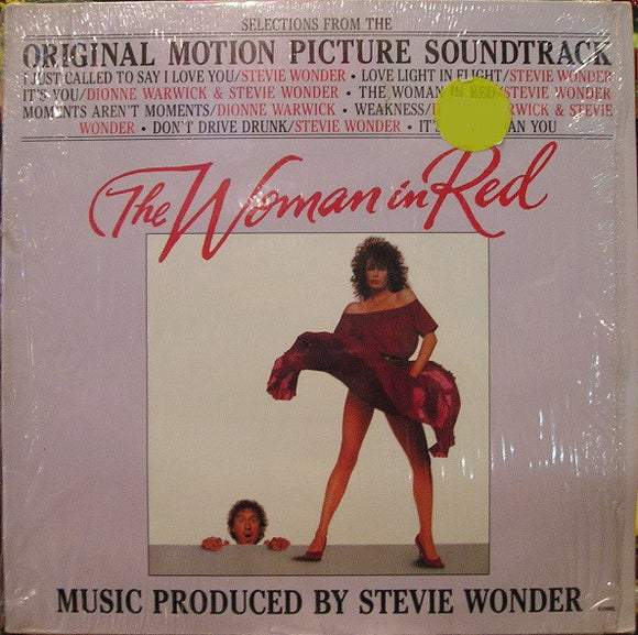 Various Artists - The Woman in Red