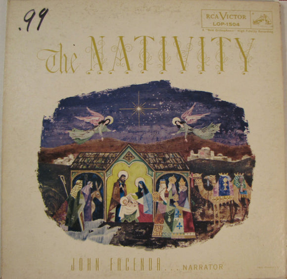 John Facenda - The Nativity