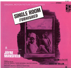 Jimmy Sheldon - Single Room Furnished (Original Motion Picture Soundtrack)